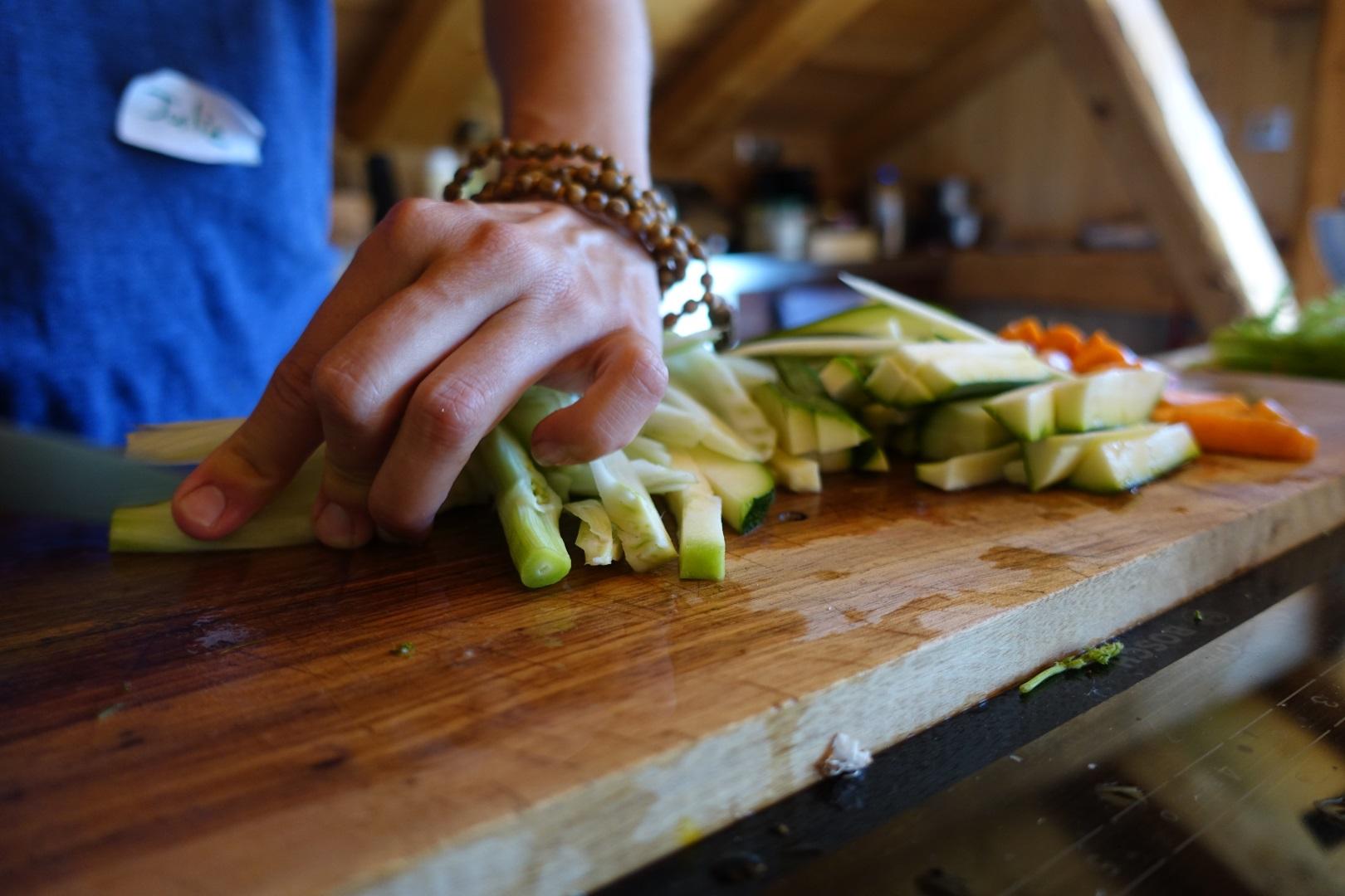 Visiter L'atelier de cuisine ayurvédique - Rhône-Alpes