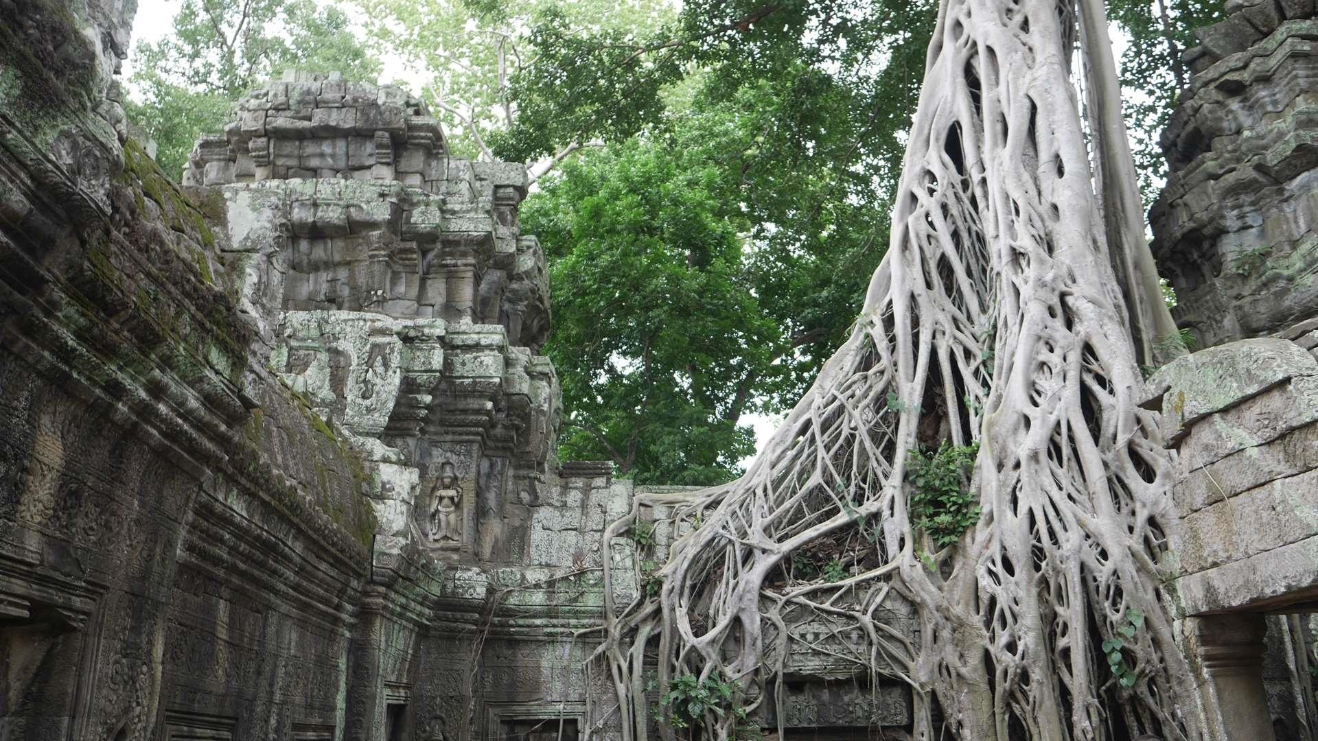 Visiter Ta Promh (Cambodge) - Vietnam-Cambodge