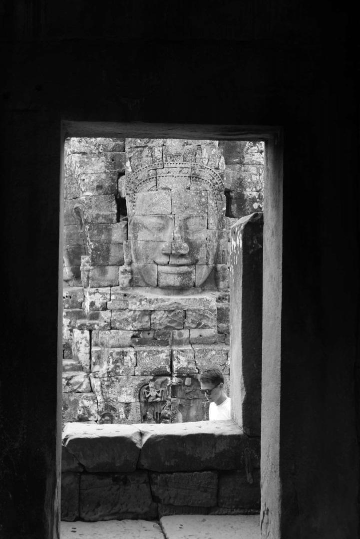 Visiter Angkor Thom (Cambodge) - Vietnam-Cambodge