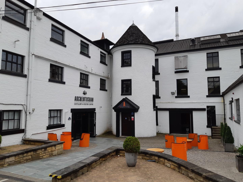Visiter Une Distillerie de Whisky - Ecosse