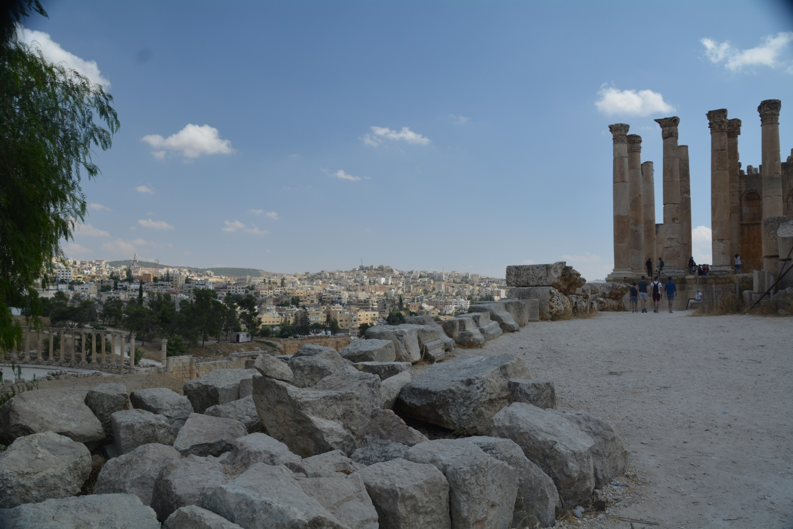 Visiter Jerash - Jordanie