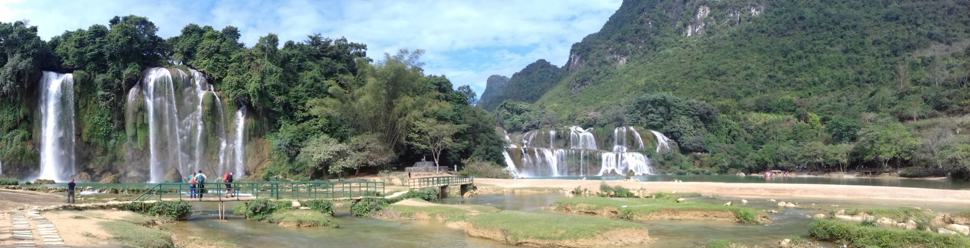 Visiter Ban Gioc - Vietnam