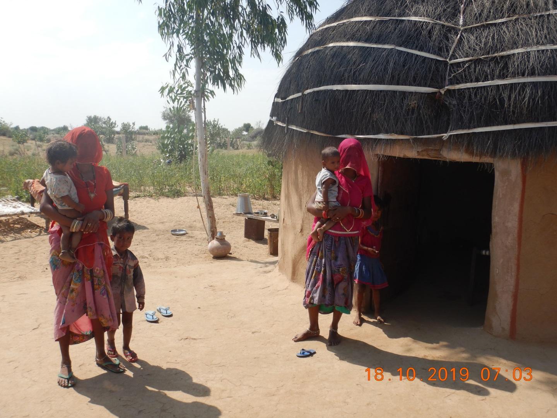 Visiter Siana - Inde
