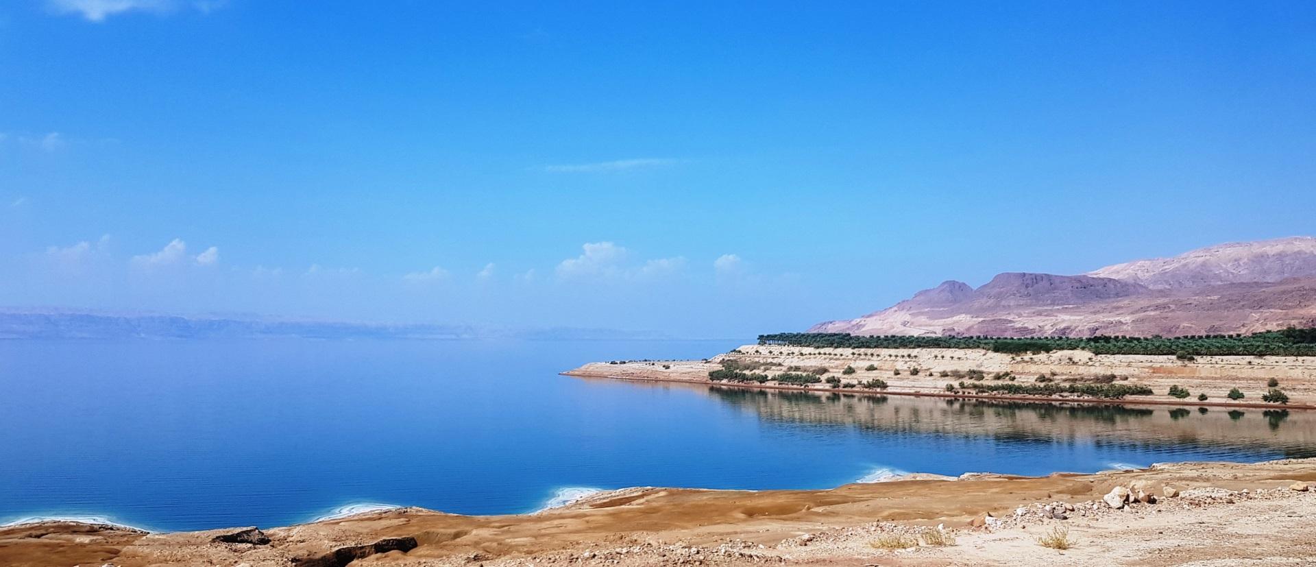 Visiter La mer Morte - Jordanie