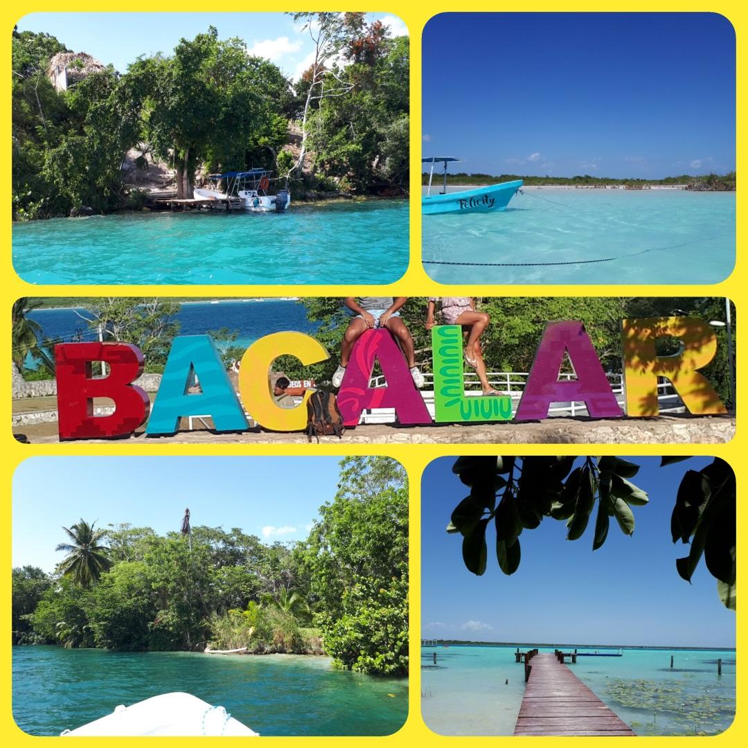 Visiter Bacalar - Mexique