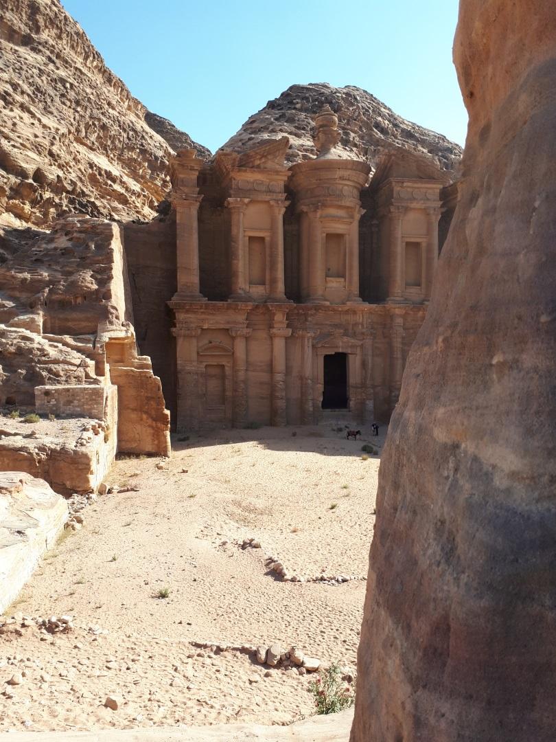 Visiter Petra - Jordanie