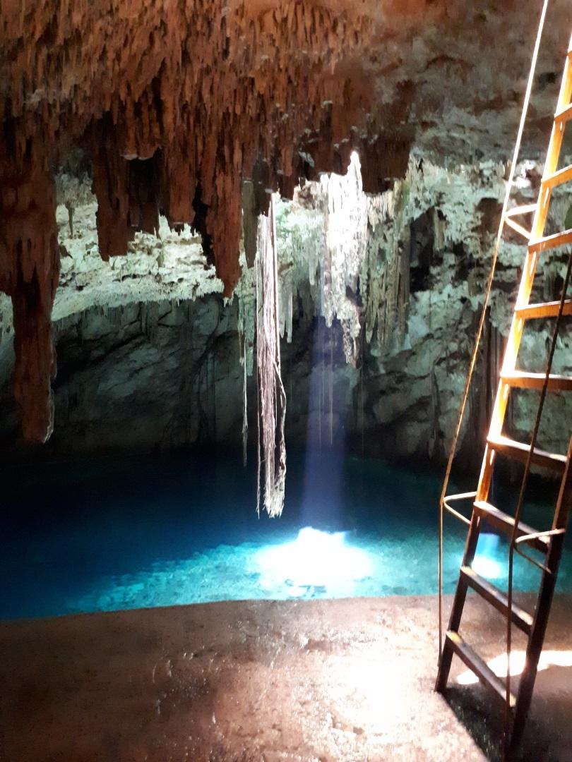 Visiter Cuzama - Mexique