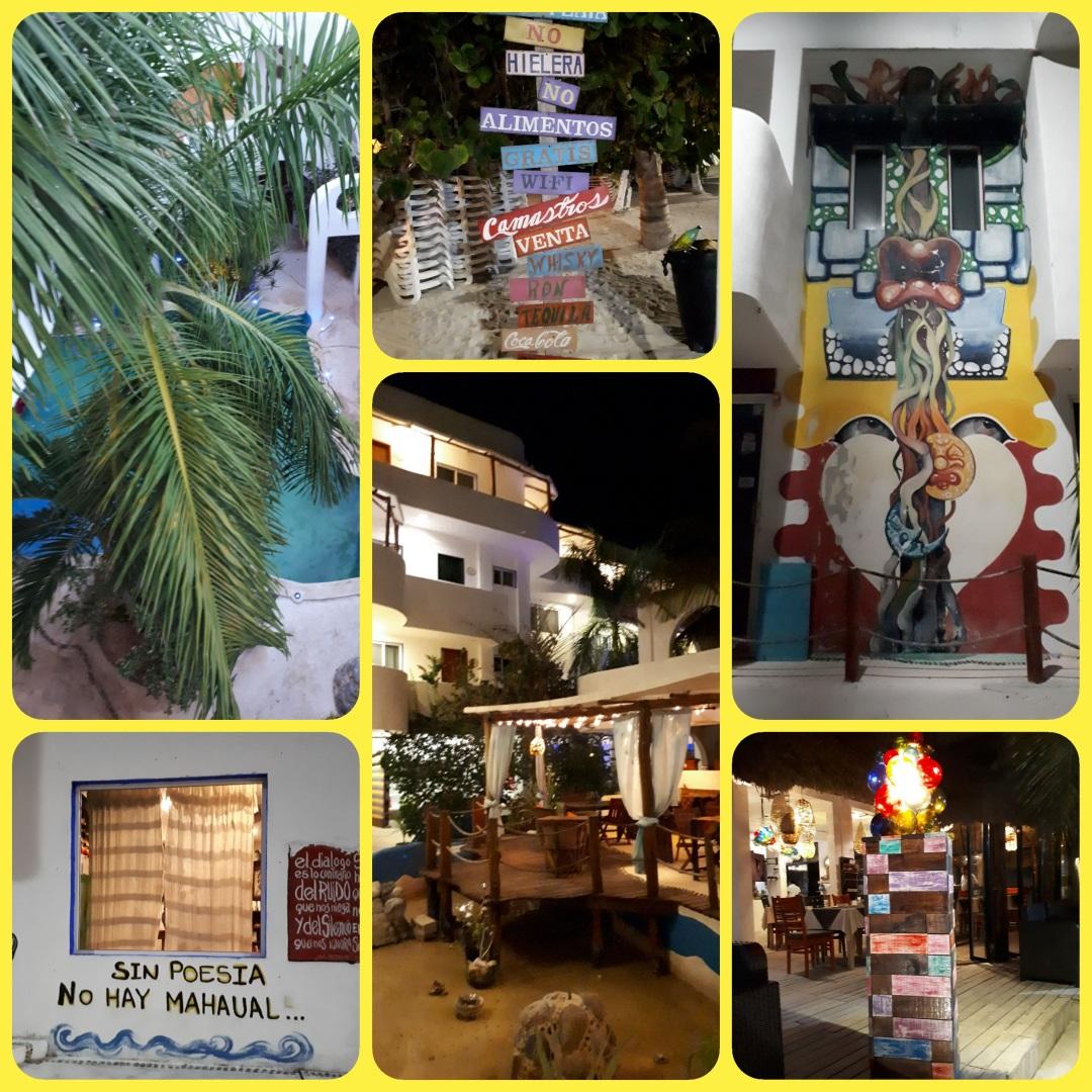 Visiter Mahahual - Mexique