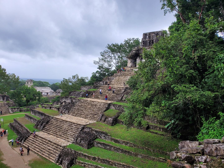 Visiter Palenque - Mexique