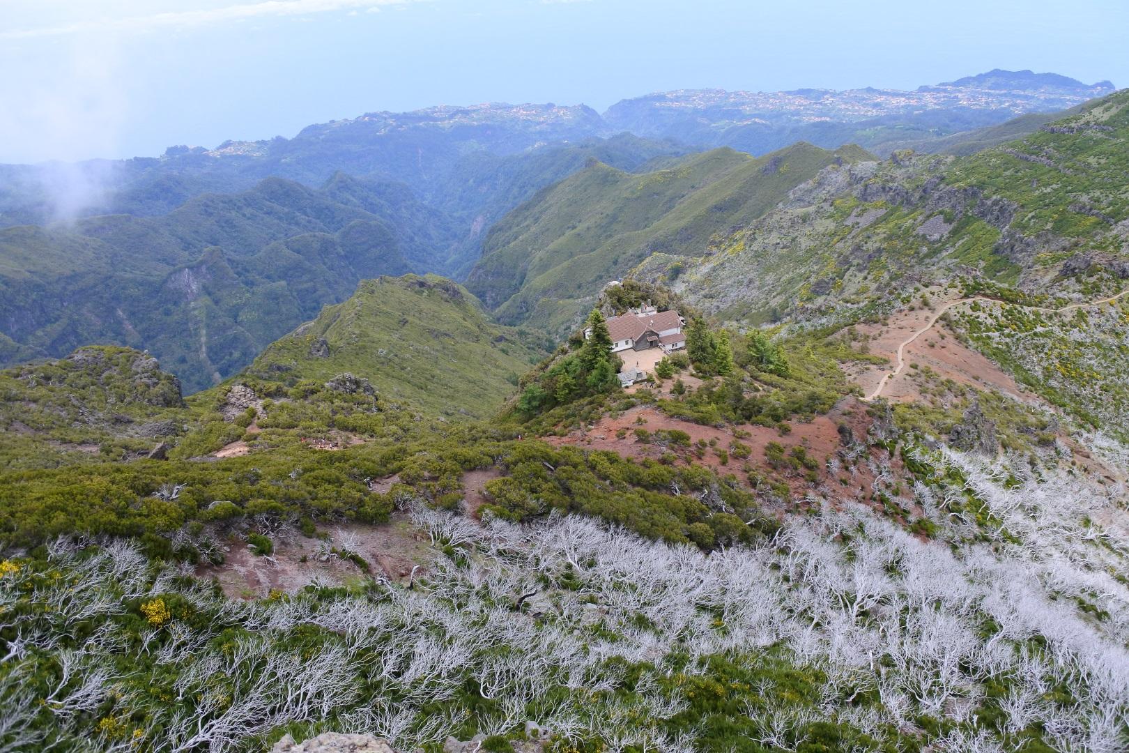 Visiter Pico Ruivo  - Madère