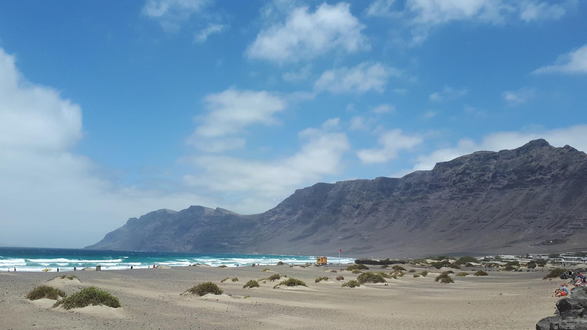 Visiter Les falaises de Famara (Lanzarote) - Canaries