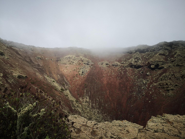 Visiter Le volcan de la Corona (Lanzarote) - Canaries