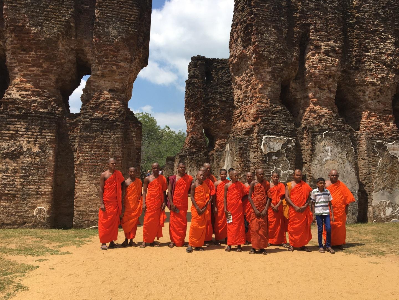 Visiter Polonnaruwa - Sri Lanka