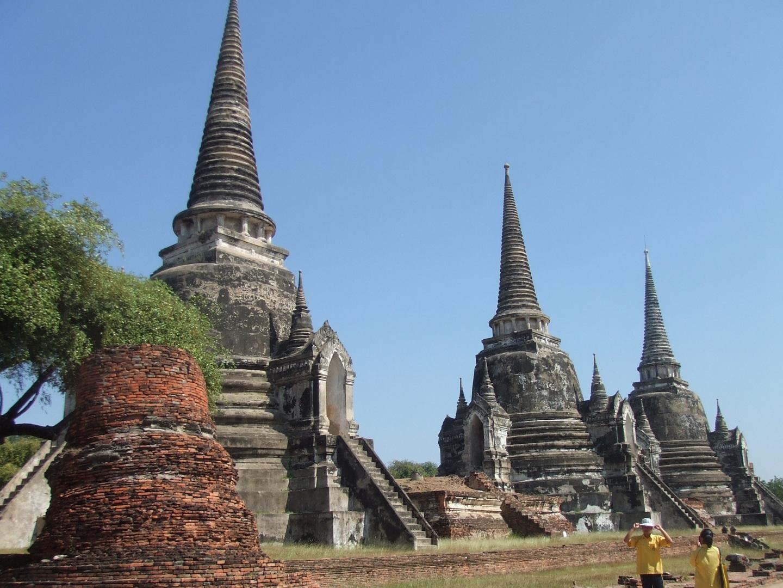 Visiter Ayutthaya - Thaïlande