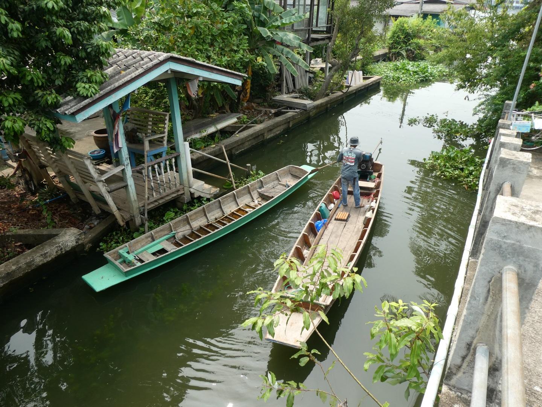Visiter La presqu'île de Bang Krachao - Thaïlande