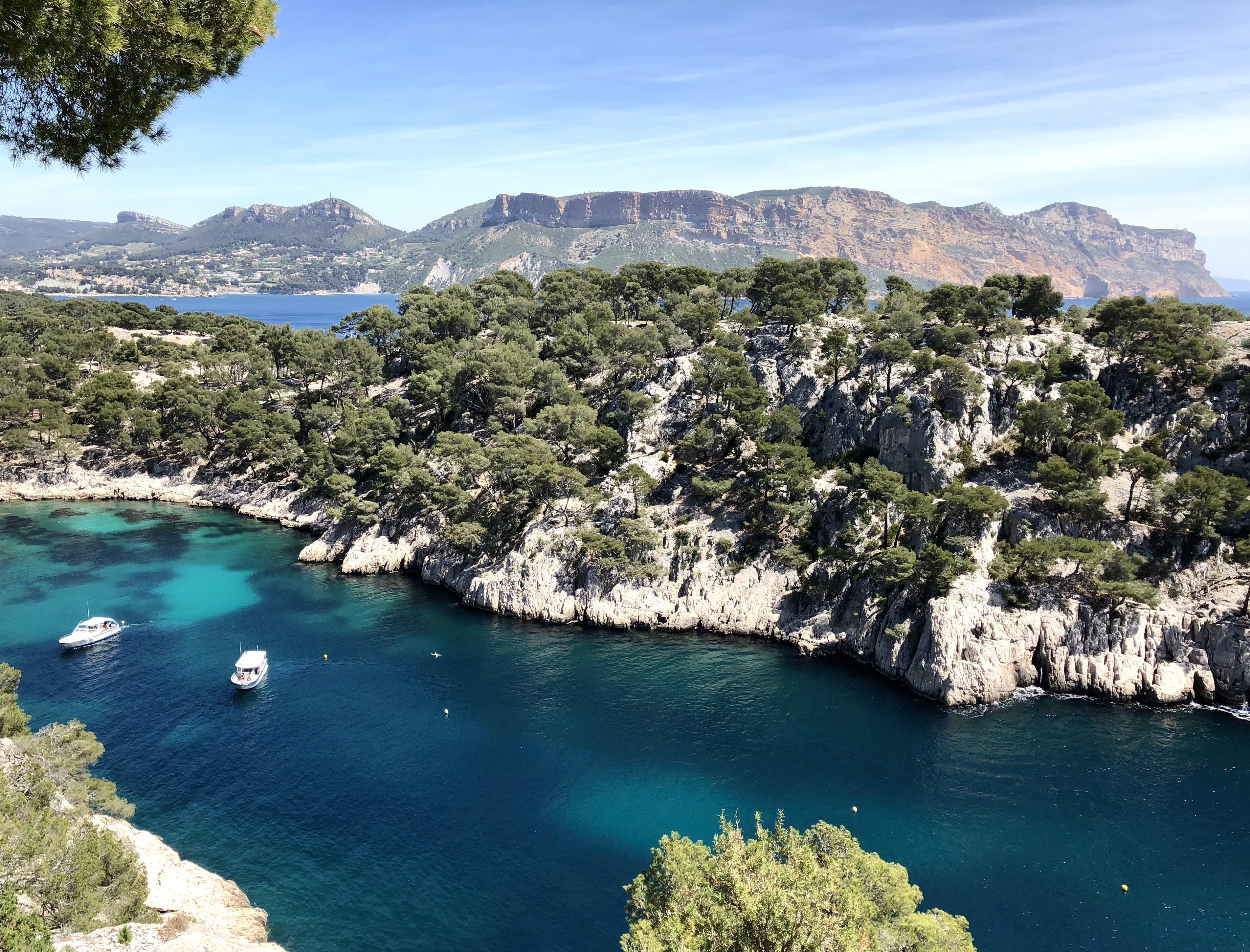 Visiter La calanque de Port-Miou, Provence - A faire, à voir à La calanque  de Port-Miou - Les Covoyageurs