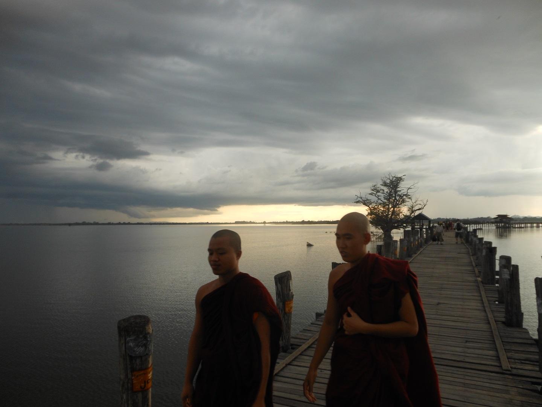 Visiter Amarapura - Birmanie