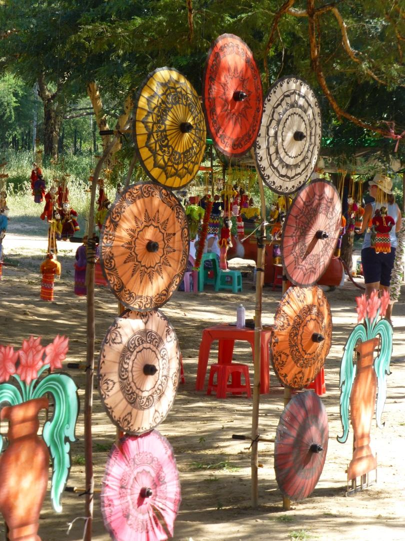 Visiter Bagan - Birmanie