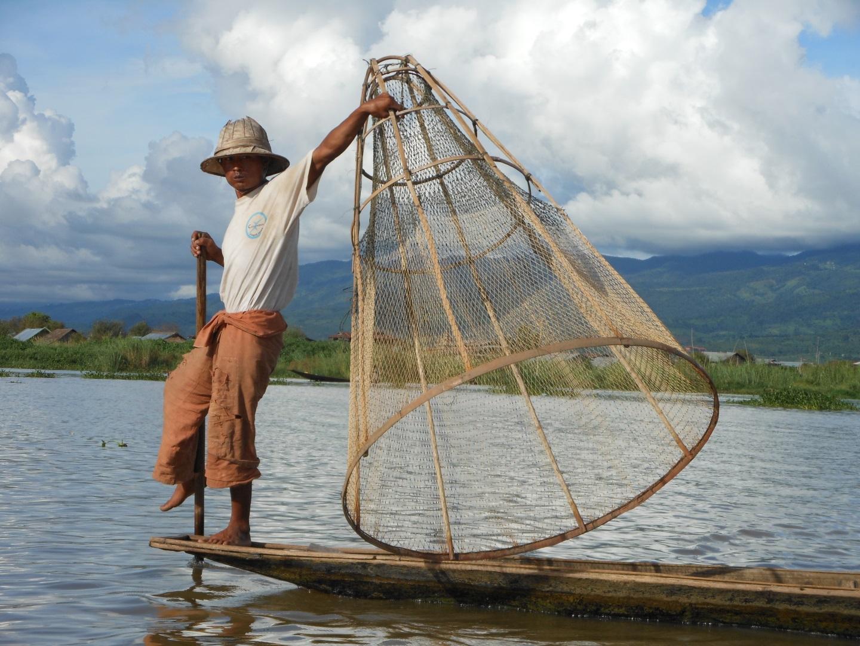 Visiter Le Lac Inle - Birmanie