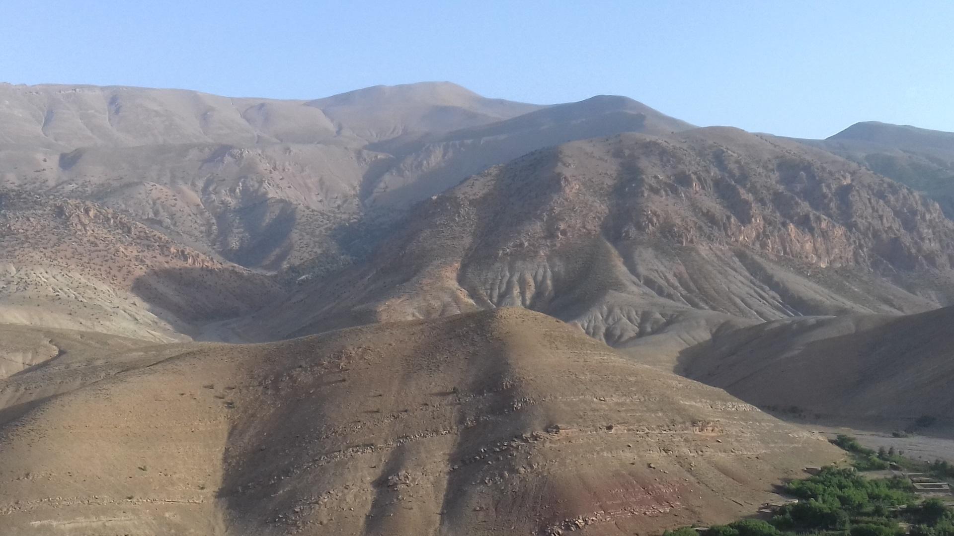 Visiter Aguerd N'Ouzrou - Maroc