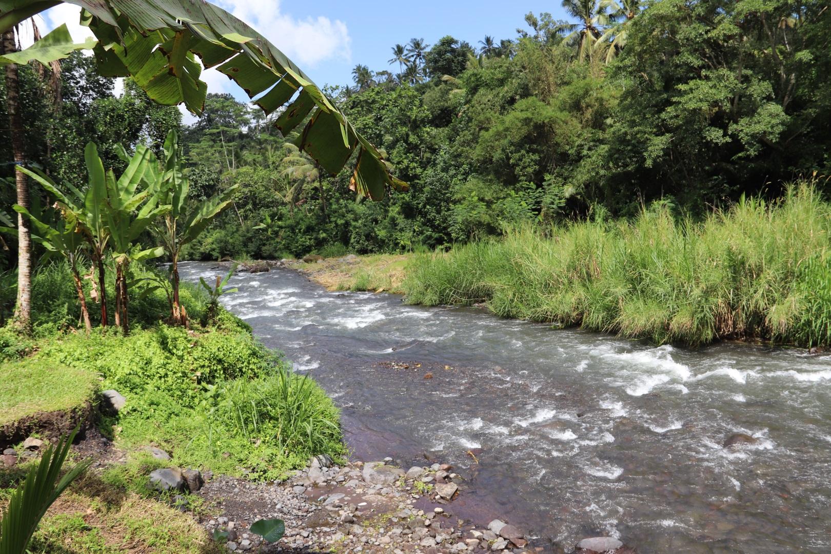 Visiter Les rapides de Telaga Waja en rafting - Indonesie