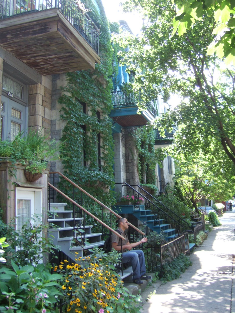 Visiter Montréal - Canada