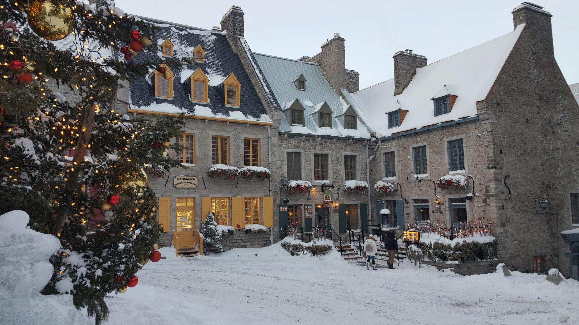 Visiter Québec - Canada
