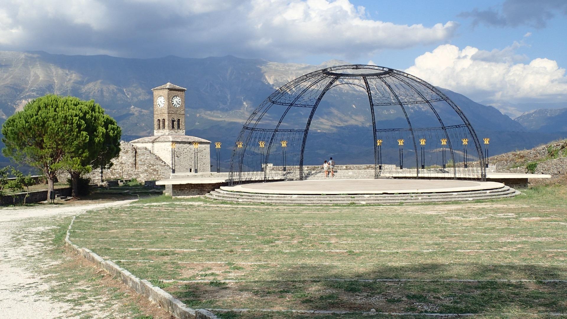 Visiter Gjirokastër - Albanie