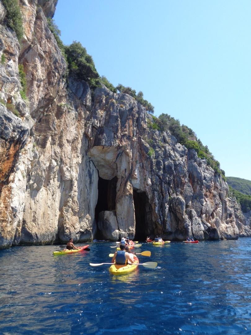 Visiter La grotte des Pirates - Albanie