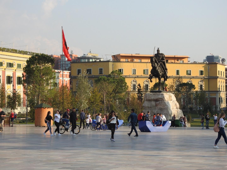 Visiter Tirana - Albanie
