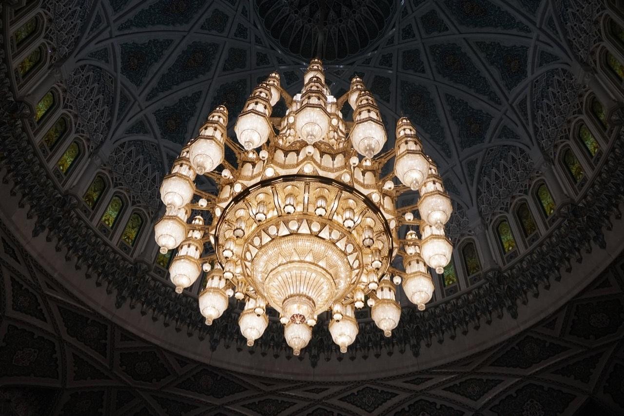 Visiter La mosquée du Sultan Qaboos - Oman