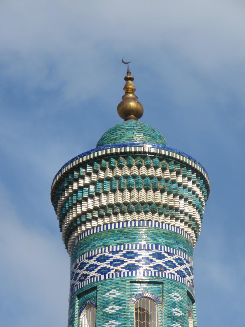 Visiter Khiva - Ouzbékistan