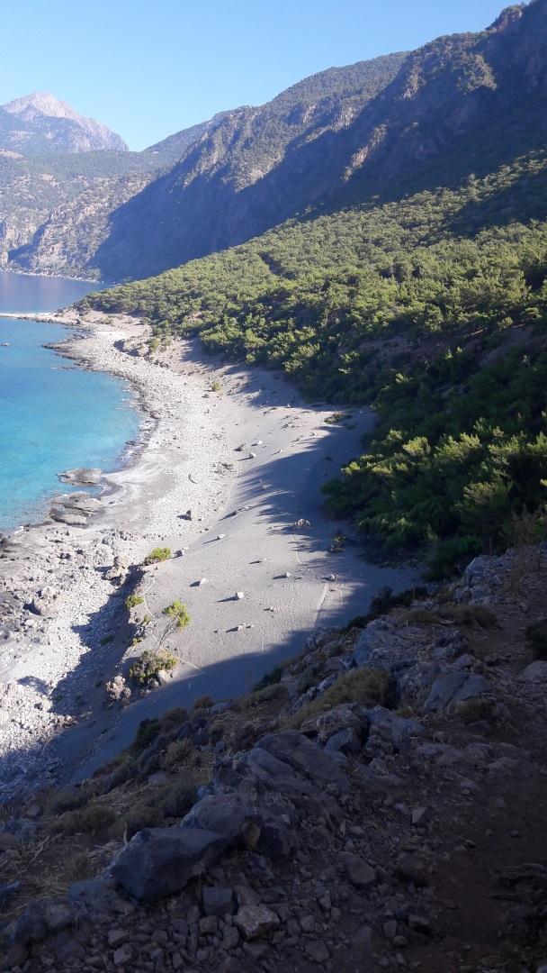 Visiter Agia Roumeli - Crète