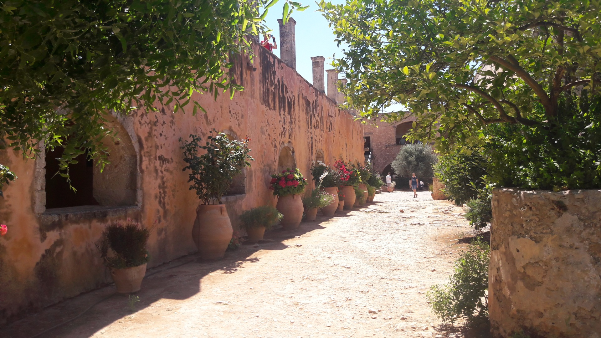 Visiter Le monastère d'Arkadi - Crète