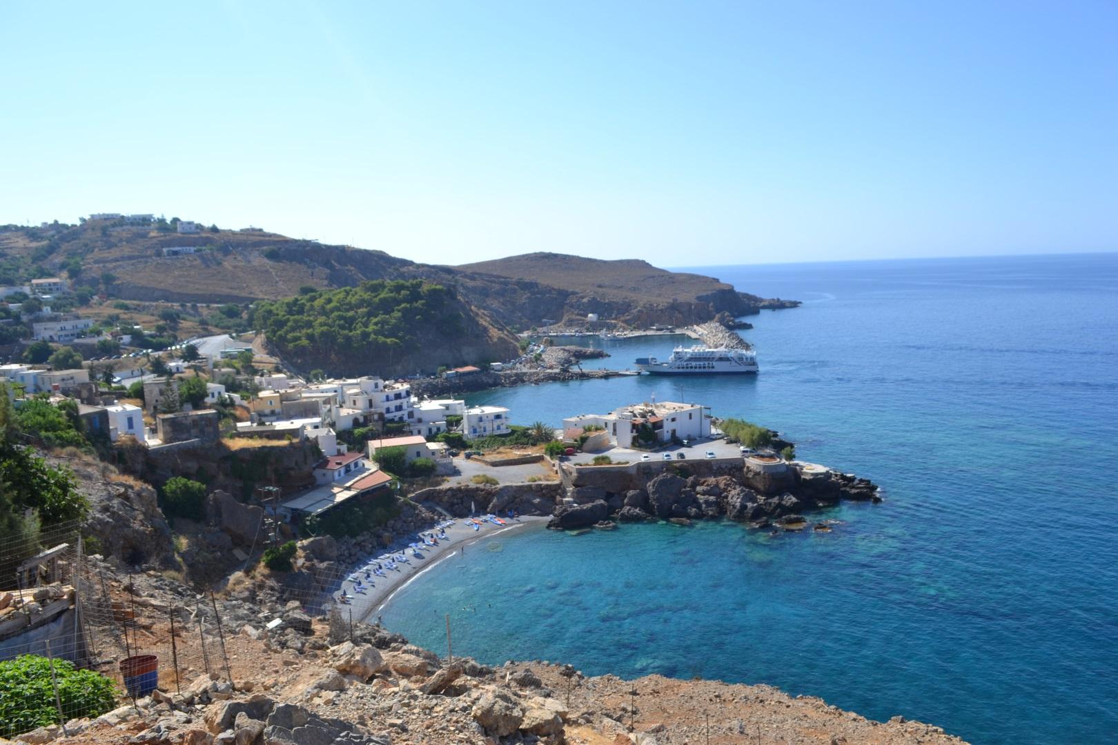 Visiter Chora Sfakion - Crète