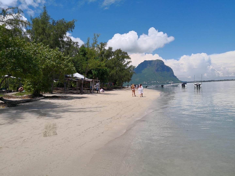 Visiter L'île aux bénitiers - Ile Maurice