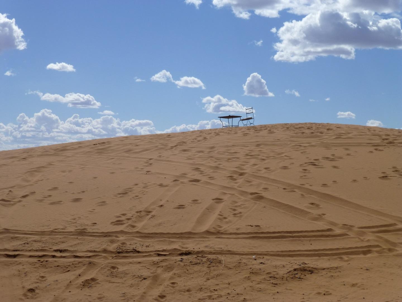 Visiter Les dunes de l'Erg Chebbi - Maroc
