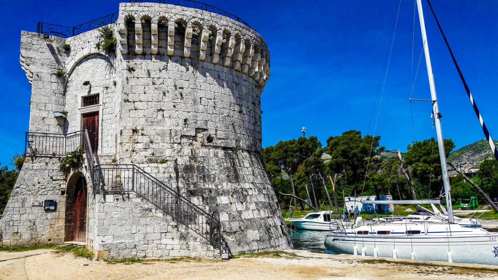 Visiter Trogir - Croatie