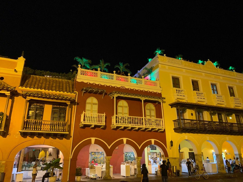 Visiter Carthagène - Colombie