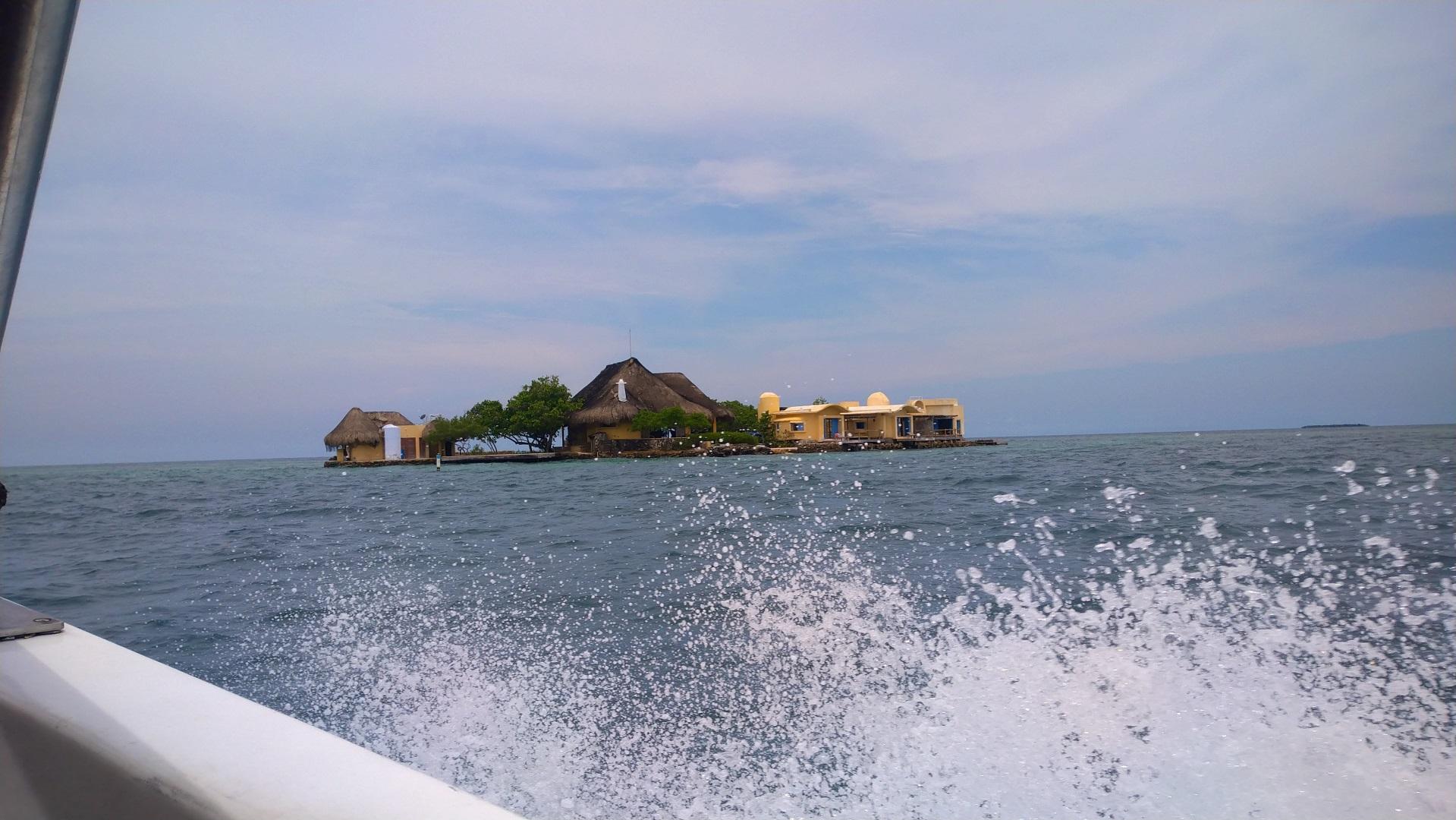 Visiter L'archipel du Rosaire - Colombie
