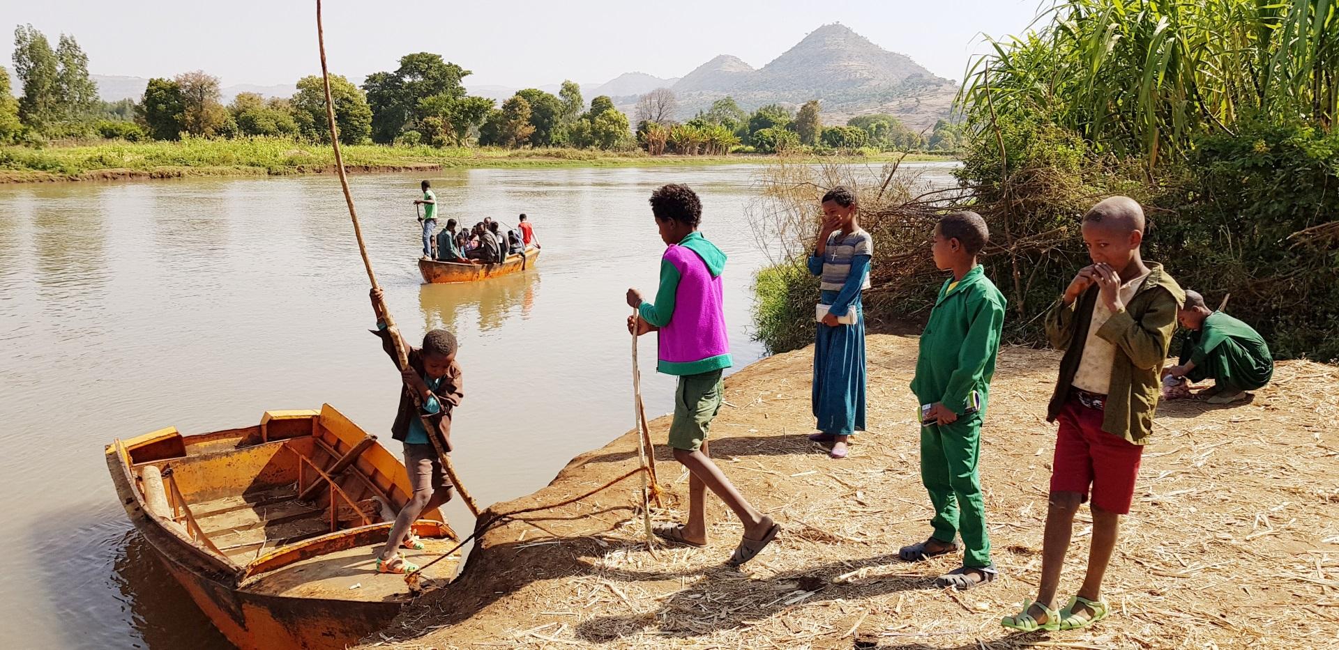 Visiter Le Lac Tana - Ethiopie