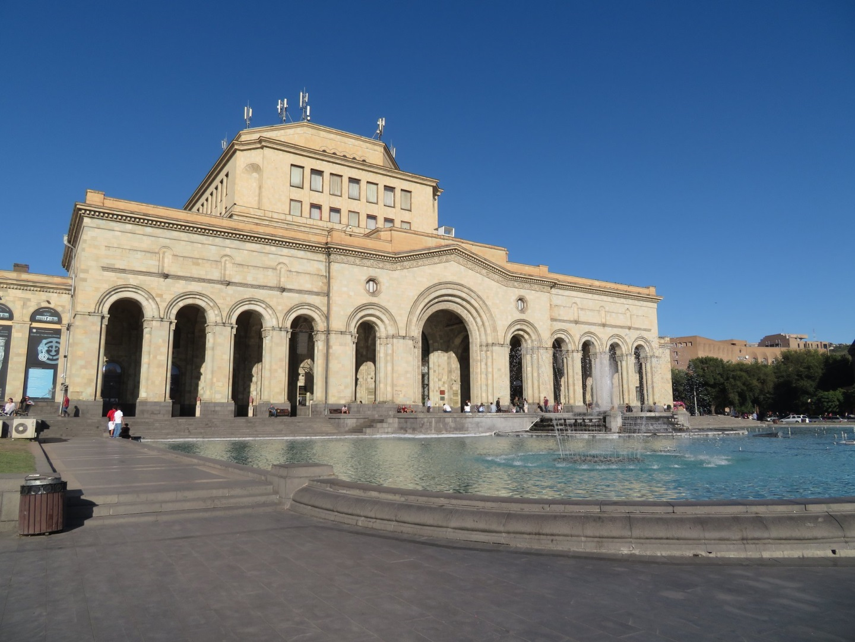 Visiter Erevan - Arménie