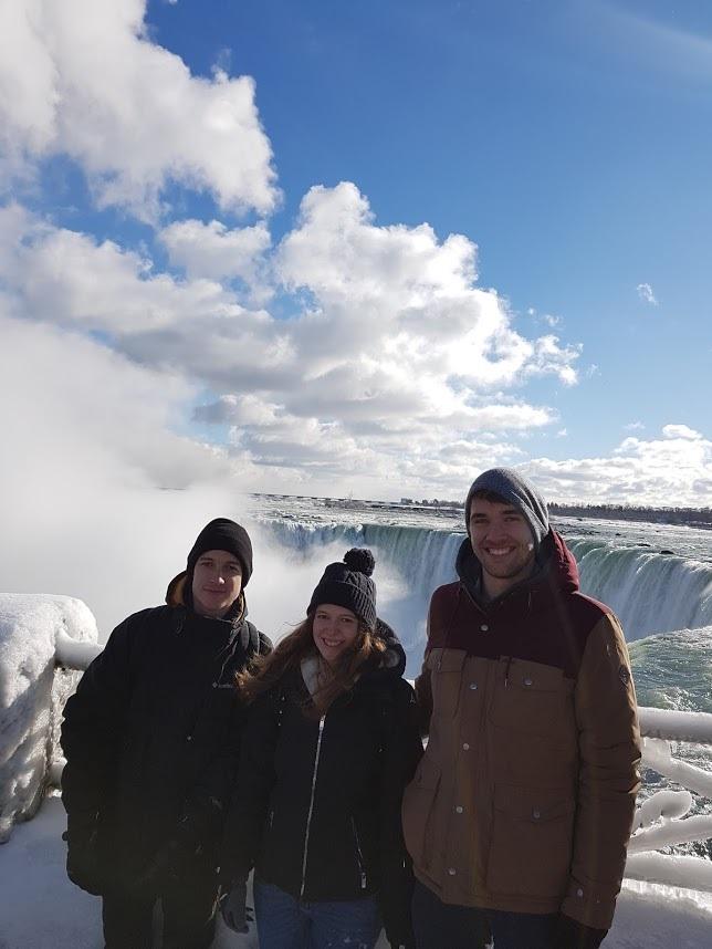 Visiter Les chutes du Niagara (Canada) - Etats-Unis - Canada