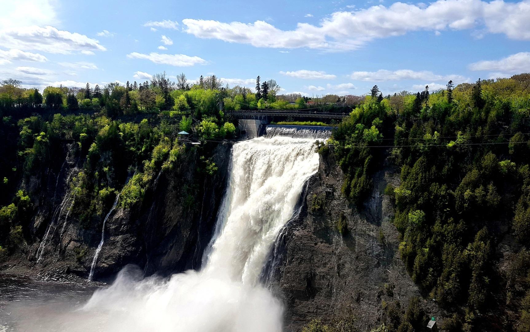 Visiter Québec (Canada) - Etats-Unis - Canada