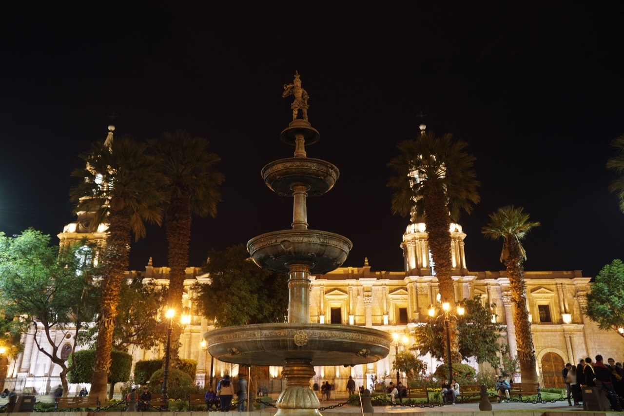 Visiter Arequipa - Pérou