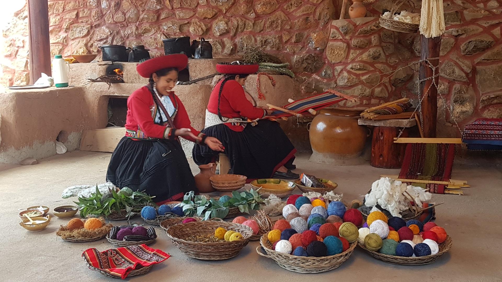 Visiter Chinchero - Pérou