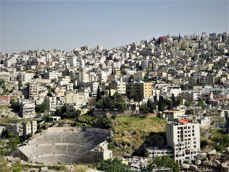 Visiter Amman - Jordanie