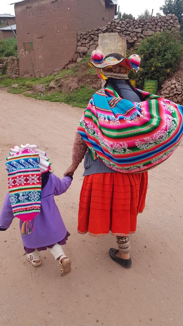 Visiter Llachon - Pérou