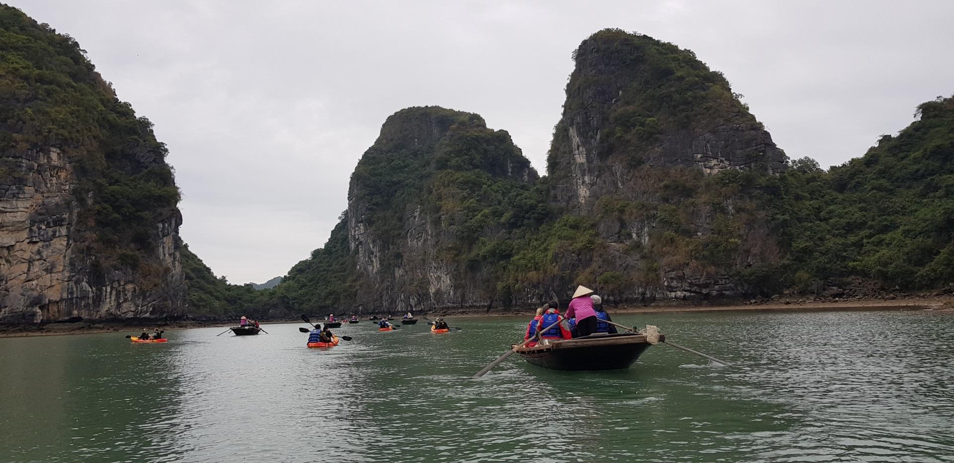 Visiter Halong - Vietnam