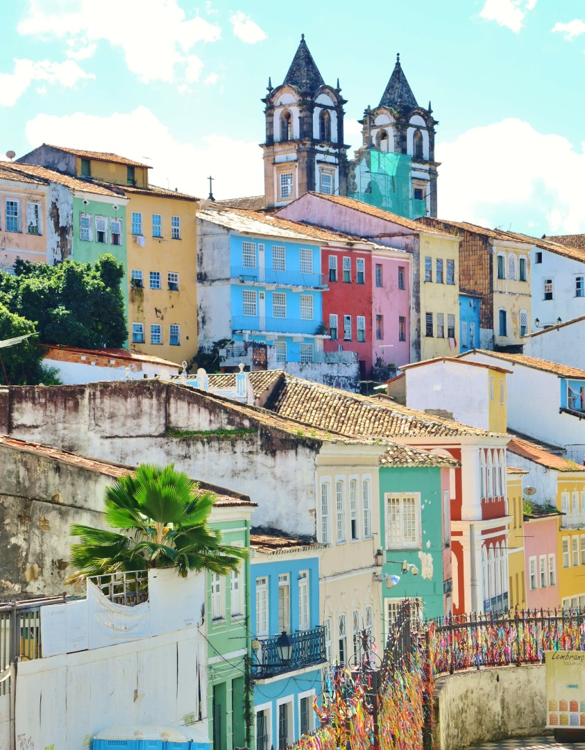Visiter Salvador de Bahia - Brésil